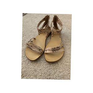 Like new! Sundance sandals - worn once